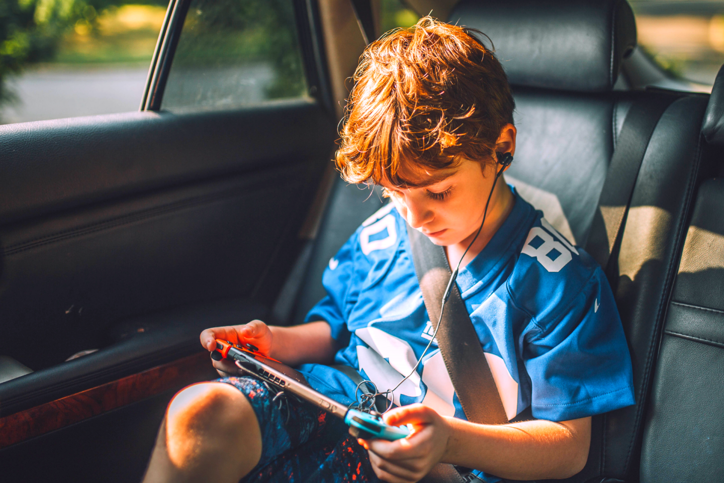 Top Tips to Reduce Car Sickness in Kids
