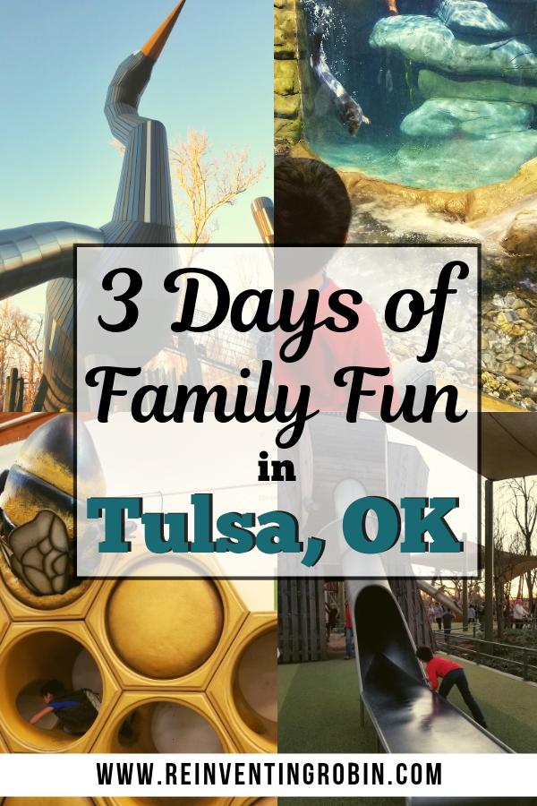 3 Days of Family Fun in Tulsa, Oklahoma